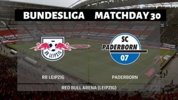 «РБ Лейпциг» – «Падерборн». 06.06.2020. Где смотреть онлайн трансляцию матча