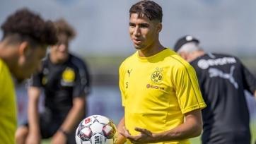 Хакими в «Боруссии» из Дортмунда не останется и вернется в «Реал»