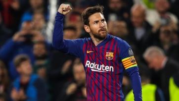Месси готов начать контрактные переговоры с «Барселоной»
