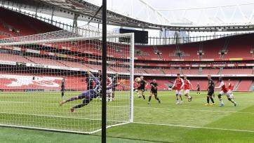 «Арсенал» разгромил «Чарльтон» в товарищеском матче