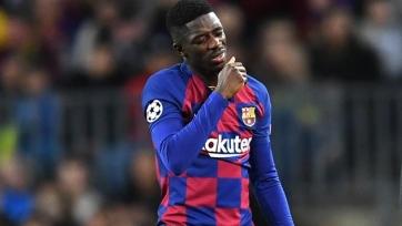 «Барселона» выставит Дембеле на трансфер