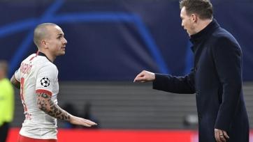 Анхелиньо вернется в «Манчестер Сити»
