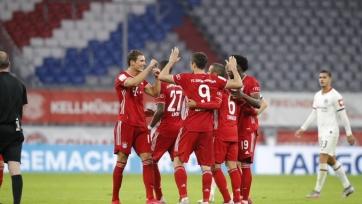 «Бавария» обыграла «Айнтрахт» и прошла в финал Кубка Германии