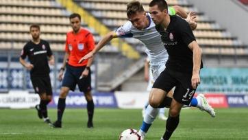 «Динамо» Киев в волевом матче обыграло «Зарю»