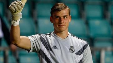 Лунин: «Шел в «Реал» не всю жизнь в арендах быть, а там играть»