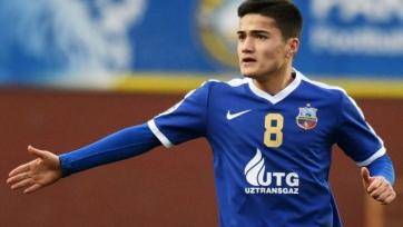 Московский «Локомотив» может подписать 18-летнего узбека