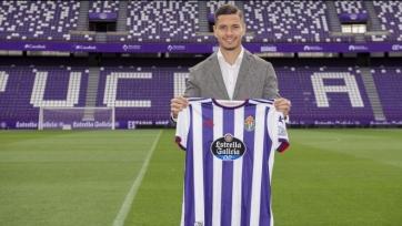«Вальядолид» подписал защитника из мадридского «Реала»
