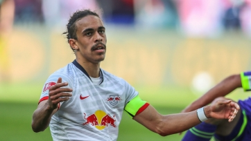 «Лейпциг» потерял форварда до конца сезона