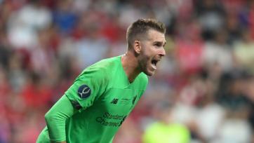 Адриан: «Ливерпуль» намерен набрать больше 100 очков и сотворить историю»