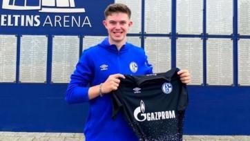 «Шальке» подписал 16-летнего голкипера «Эвертона»