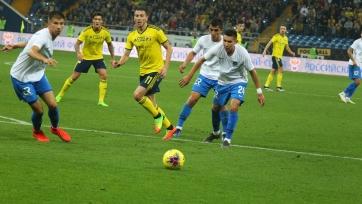 В «Сочи» подтвердили проведение сегодня матча с «Ростовом»