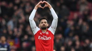 «Арсенал» выкупит Пабло Мари