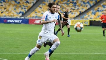 Четыре пенальти и удаление: «Динамо» Киев переиграло на своем поле «Колос»