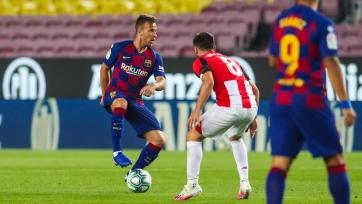 «Барселона» скромно обыграла «Атлетик» на «Камп Ноу»