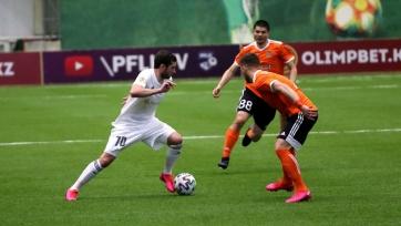 «Тобол» продлил аренду игрока сборной Грузии