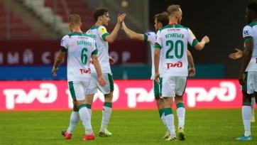 Дубль Алексея Миранчука принес «Локомотиву» победу над «Рубином»