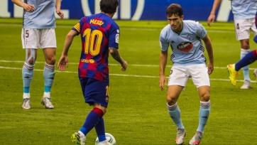 «Сельта» сенсационно отобрала очки у «Барселоны»