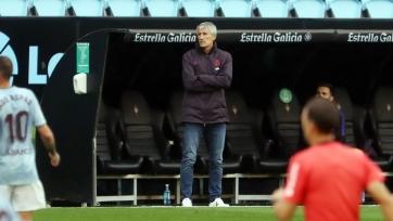 Футболисты «Барселоны» после ничьей с «Сельтой» устроили серьезный разговор с Сетьеном