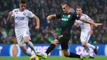 «Краснодар» получил техническую победу над «Оренбургом»