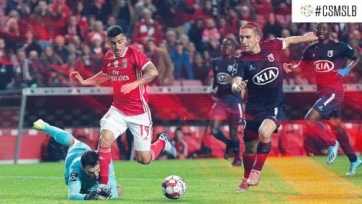 «Бенфика» проиграла в чемпионате Португалии второй матч кряду
