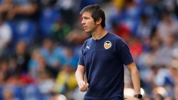 «Валенсия» рассталась с наставником команды Селадесом