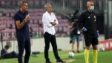 Сетьен может быть уволен из «Барселоны» после матча с «Атлетико»
