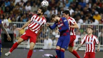 «Барселона» – «Атлетико» – 2:2. Текстовая трансляция матча