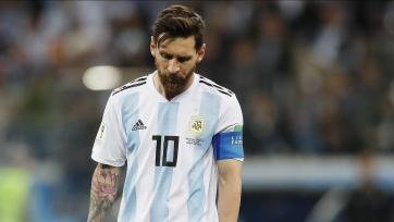 Менотти: «Месси заслуживает трофея со сборной Аргентины»