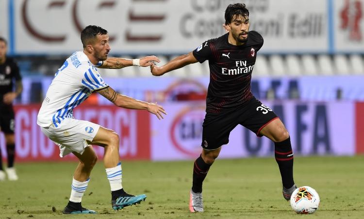 СПАЛ – «Милан» - 2:2. 01.07.2020. Чемпионат Италии. Обзор и видео матча