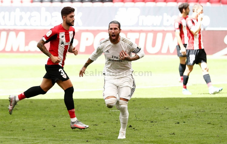 «Атлетик» – «Реал» - 0:1. 05.07.2020. Чемпионат Испании. Обзор и видео матча