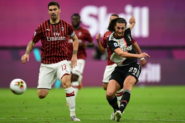 «Милан» – «Ювентус» - 4:2. 07.07.2020. Чемпионат Италии. Обзор и видео матча