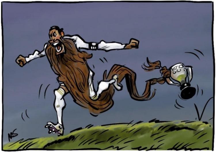 Королевский капитан: как Серхио Рамос ведет «Мадрид» к долгожданному чемпионству