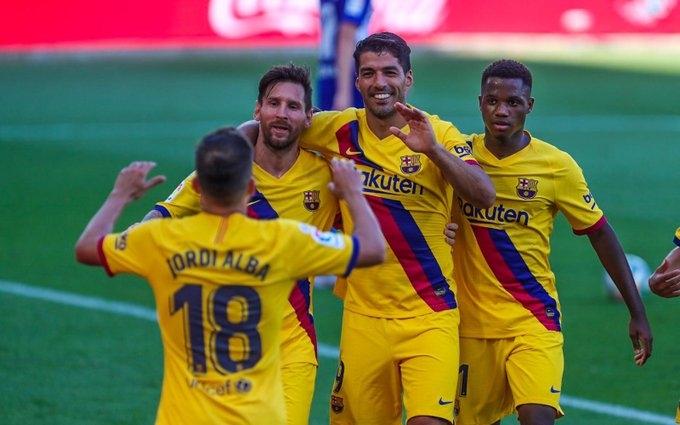 Барселона ⊕ Последние новости сегодня: события, обзоры, трансферы ...