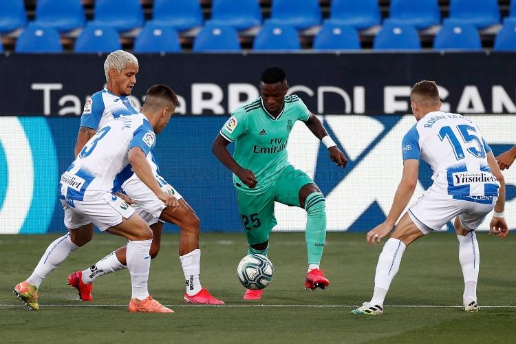 «Леганес» – «Реал» - 2:2. 19.07.2020. Чемпионат Испании. Обзор и видео матча