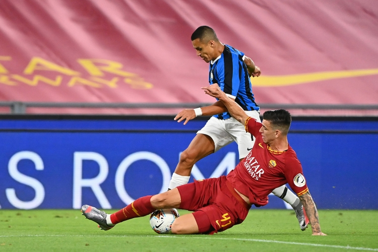 «Рома» – «Интер» - 2:2. 19.07.2020. Чемпионат Италии. Обзор и видео матча