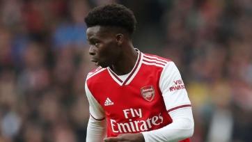 Сака продлил контракт с «Арсеналом»