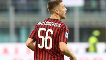 «Милан» выкупил Салемакерса