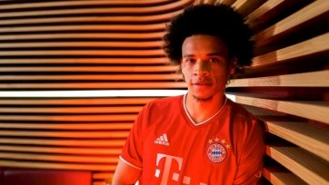 Сане определился с игровым номером в «Баварии». Видео