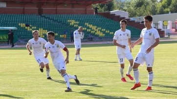 Чемпионат Казахстана вновь приостановлен