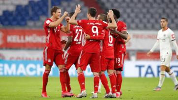 «Байер» - «Бавария» - 2:4. Текстовая трансляция матча