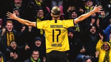 Холанд сменит в «Боруссии» Дортмунд игровой номер
