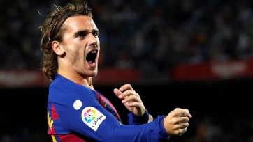 «Барселона» хочет продать Гризманна в «Ювентус»