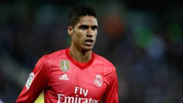 Варан может не помочь «Реалу» в игре против «Атлетика»