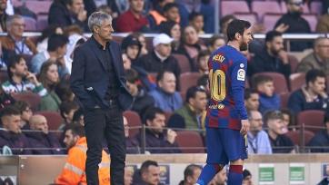 Сетьен: «Месси ничего не говорил мне, что хочет покинуть «Барселону»