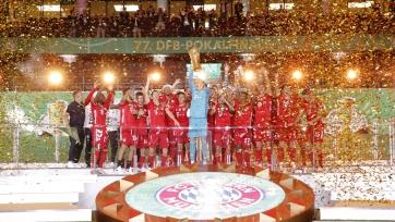«Бавария» не впервые в своей истории оформила «золотой» дубль
