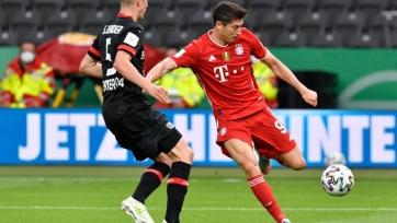 Левандовски стал лучшим бомбардиром Кубка Германии-2019/2020, и довел счет своим голам в сезоне до 51