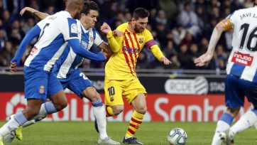 «Барселона» – «Эспаньол» – 1:0. Текстовая трансляция матча