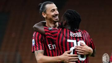 Ибрагимович: «Был бы я в «Милане» с начала сезона, мы бы взяли скудетто»
