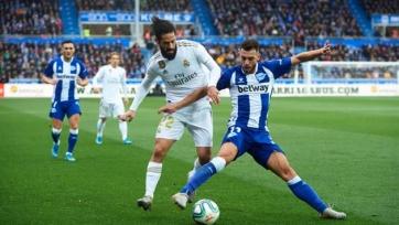 «Реал» - «Алавес». 10.07.2020. Прогноз и анонс на матч чемпионата Испании