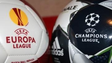 УЕФА принял решение о местах проведения ответных матчей 1/8-й ЛЧ и ЛЕ